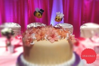 Bee & Flower Themed 5