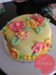 yellow-cake